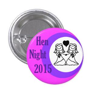 Hen Night Badge 2015