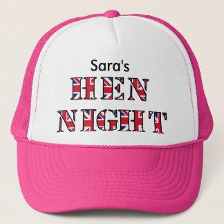 """Hen Night hats - """"Union Jack"""""""