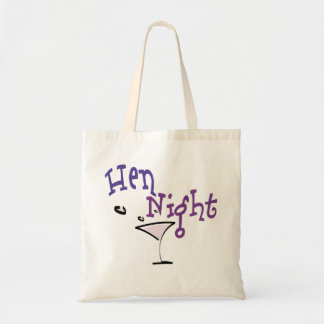 Hen Night Tote Bag