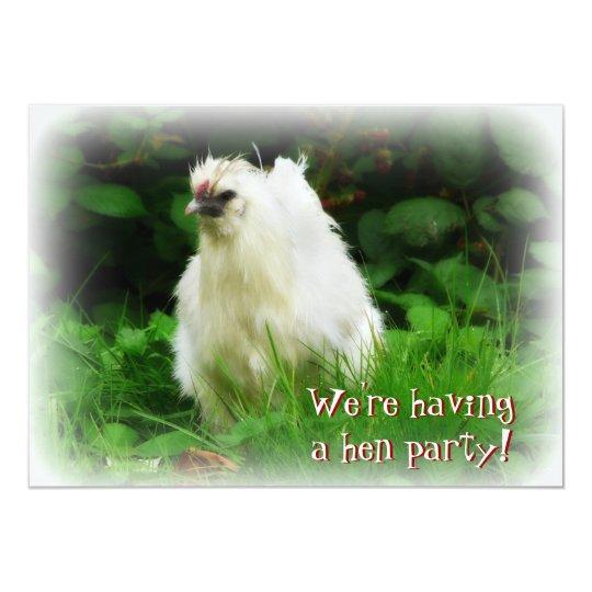 Hen Party! Invite for bachelorette celebration