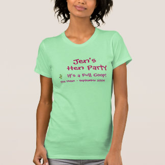 hen party tank
