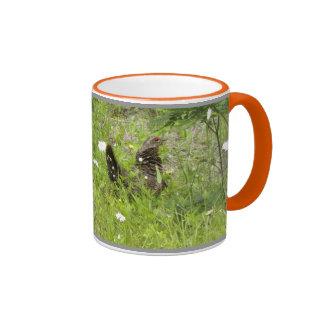 Hen Spruce Grouse Mug