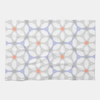 Henagon Star Indigo Blue Tea Towel