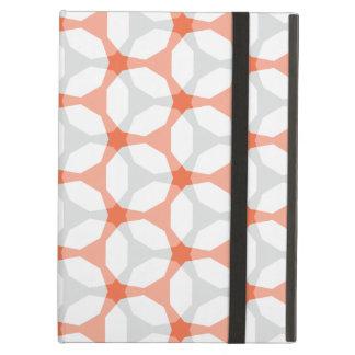 Henagon Star Orange Mesh iPad Air Case