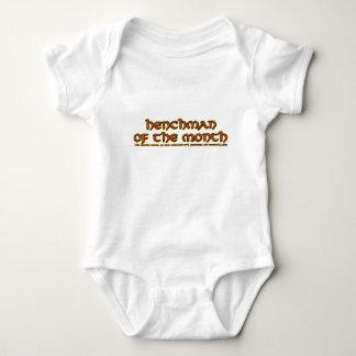 Henchman of the Month Joke Infant Onsie Tshirts