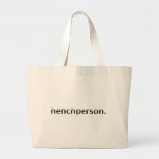 Henchperson Tote Bags
