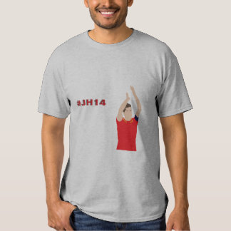 Henderson #14 Vectorised T Shirt