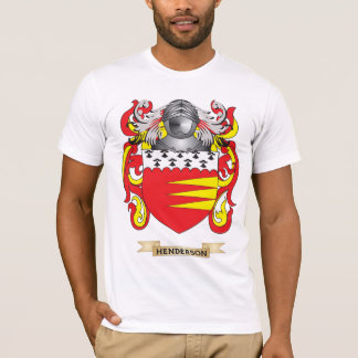 Henderson Coat of Arms (Family Crest) T-Shirt
