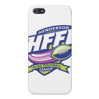 Henderson Flag Football League iPhone 5/5S Cover
