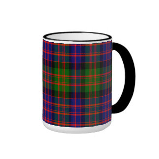 Henderson Scottish Tartan Mug