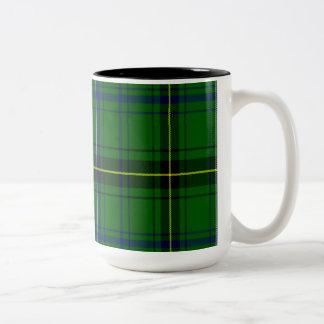 Henderson Scottish Tartan Coffee Mug