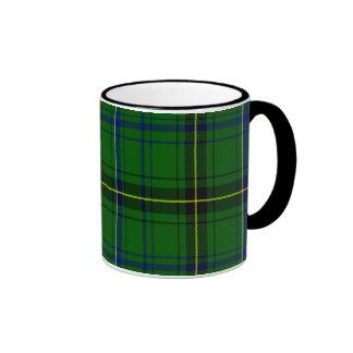 Henderson Scottish Tartan Mugs