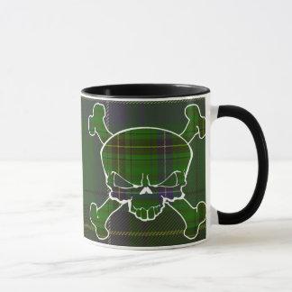 Henderson Tartan Skull No Banner