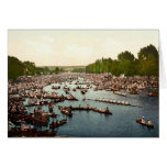Henley-on-Thames England Greeting Cards