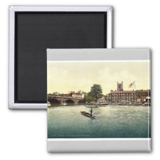 Henley on Thames, Red Lion Hotel, London and subur Magnet