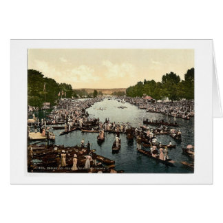 Henley Regatta, II., London and suburbs, England c Card