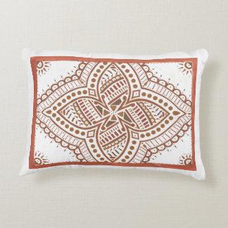 Henna Designed Pillow