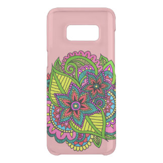 Henna Floral Phone Case