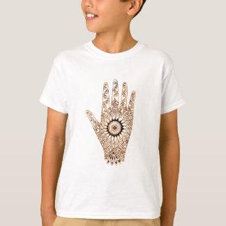 Henna Hand / Hamsa Tshirts