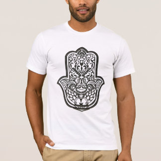 Henna Hand of Hamsa (Original) T-Shirt