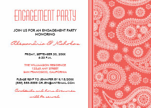 Henna Party Invitations Announcements Zazzle Uk