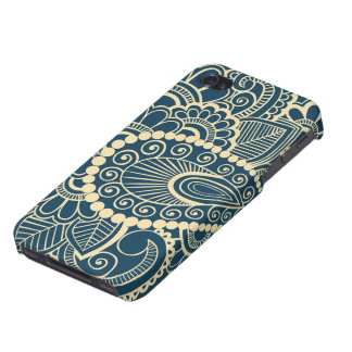 Henna Style iPhone 4 Case