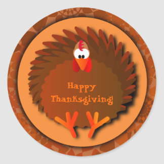 Henny Thanksgiving Sticker