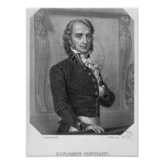 Henri Benjamin Constant de Rebecque at the Poster