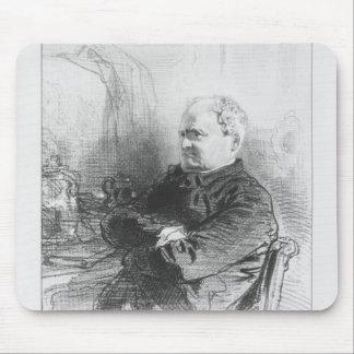 Henri Bonaventure Monnier Mouse Pad