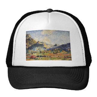 Henri Cross- Les Petits, Montagnes Mauresques Trucker Hat