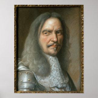 Henri de La Tour d'Auvergne  Vicomte de Turenne Poster