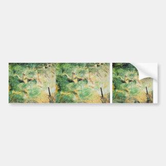 Henri de Toulouse-Lautrec- Ballet Dancers Bumper Stickers