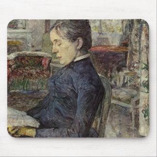Henri de Toulouse-Lautrec- Comtesse Mousepad