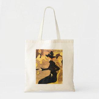 Henri de Toulouse-Lautrec -  Divan Japonais Tote Bag