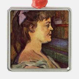 Henri de Toulouse-Lautrec: Housewife Christmas Ornaments