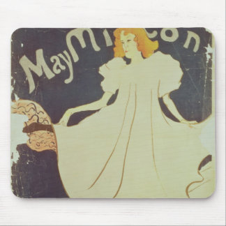 Henri de Toulouse-Lautrec | May Milton, France Mouse Pad