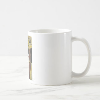 Henri de Toulouse Lautrec Moulin Rogue Basic White Mug