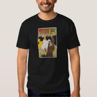 Henri de Toulouse Lautrec Moulin Rogue Shirts