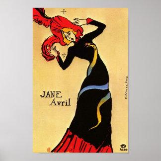Henri de Toulouse Lautrec Poster