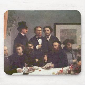 Henri Fantin-Latour- The Corner of the Table Mouse Pad