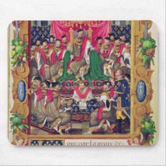 Henri II Mouse Pad
