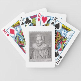 Henri IV (1553-1610) as King of Navarre, 1589 (eng Bicycle Playing Cards