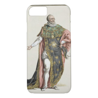 Henri IV (1553-1610) King of France, from 'Receuil iPhone 8/7 Case