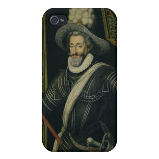 Henri IV King of France and Navarre, c.1595 iPhone 4 Cover