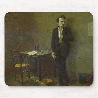 Henri Rochefort  in Mazas Prison, 1871 Mouse Pad