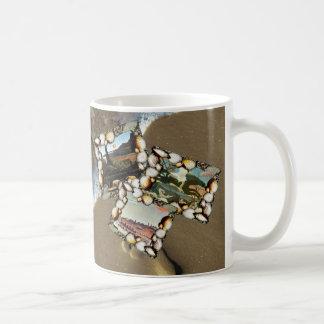 Henri Rousseau Collage Basic White Mug