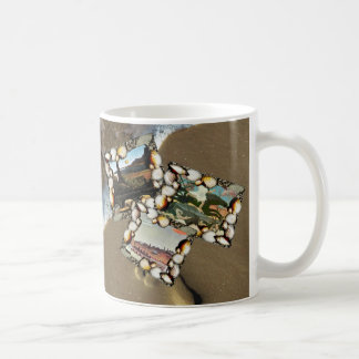 Henri Rousseau Collage Coffee Mug