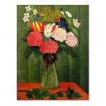 Henri Rousseau Fine Art Postcards