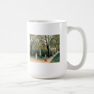 Henri Rousseau Painting Mugs