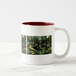 Henri Rousseau s The Dream 1910 Mug